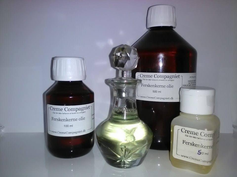 Ferskenkerneolie koldpresset