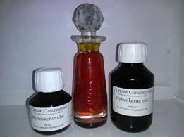 Hybenkerne olie koldpresset