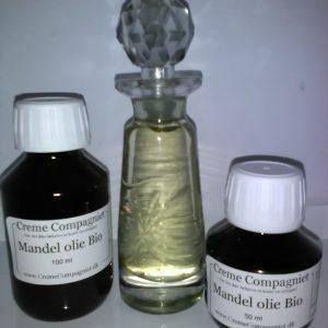 Mandelolie Biodynamask/ Øko