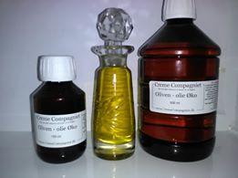 Olivenolie Øko koldpresset jomfru olie