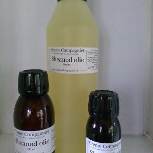 Sheanød olie