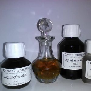 Agurkefrø olie koldpresset