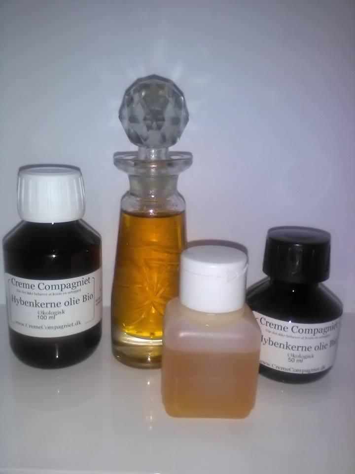 Hybenkerne olie Biodynamisk