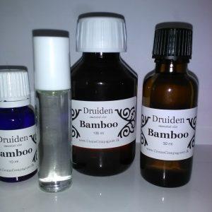 Bamboo essentiel olie