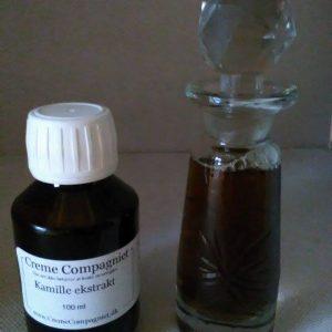 Kamille ekstrakt 100 ml