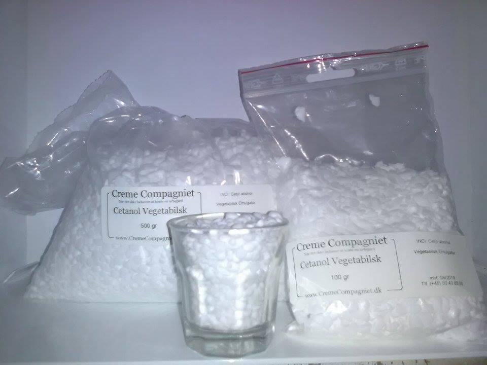 Cetanol veg. emulgator