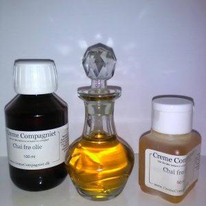 Chai frø olie