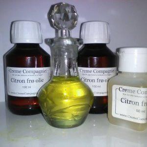 Citronfrø olie