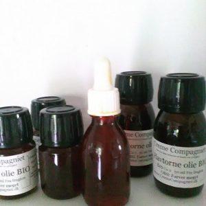Havtornefrugt olie bio
