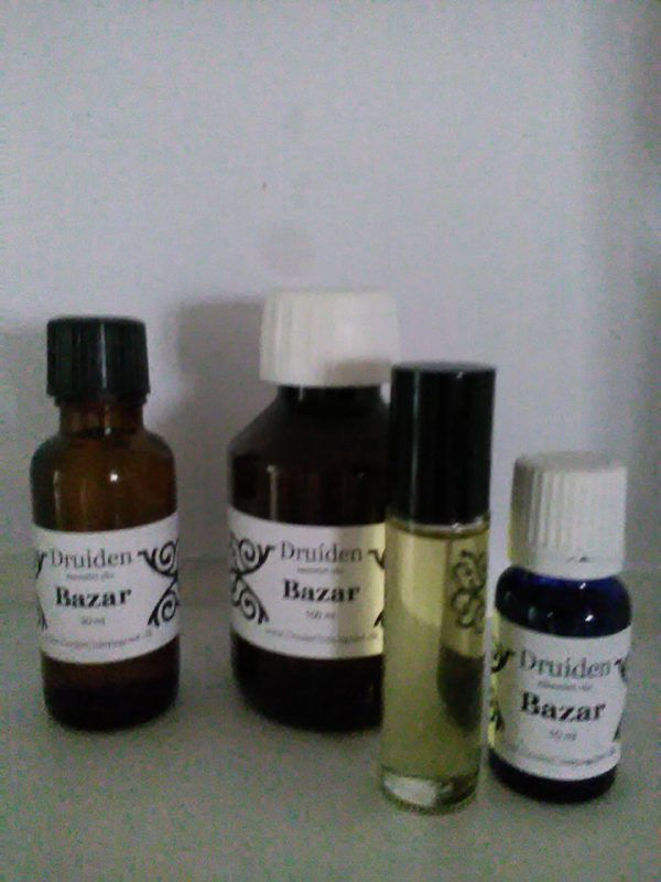 Bazar essentiel olie