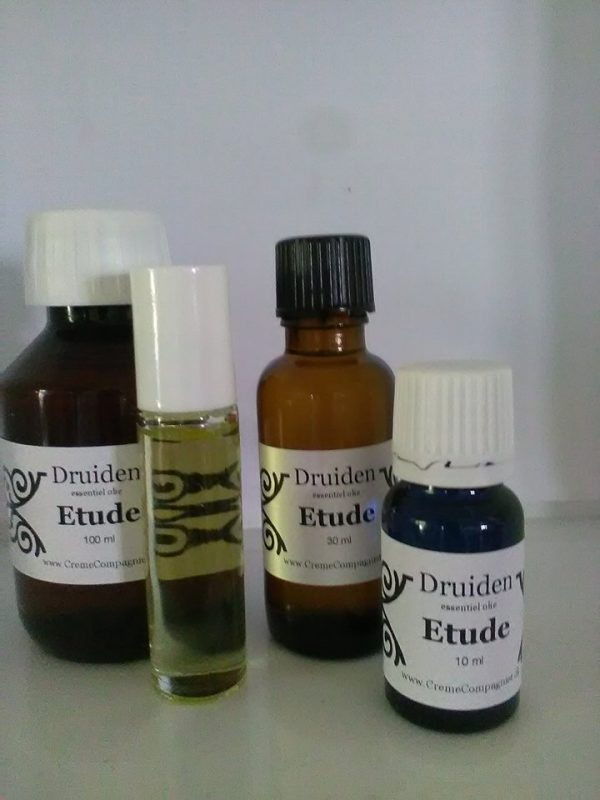 Etude essentiel olie