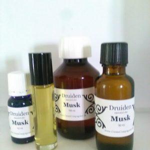 Musk essentiel olie