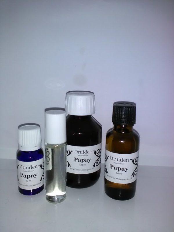 Papay essentiel olie