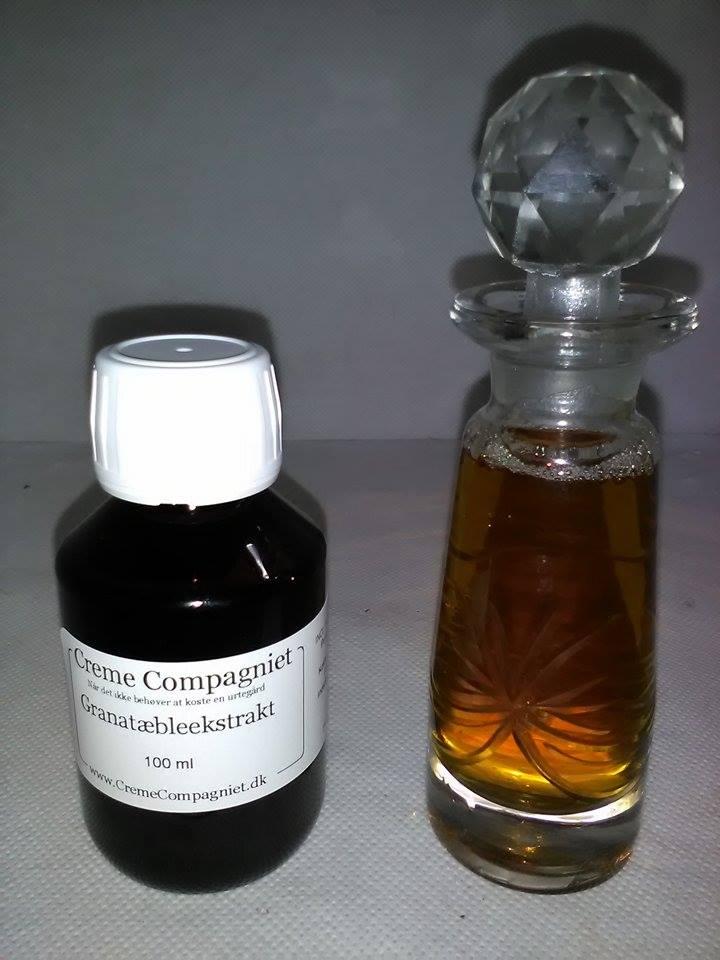 Granatæble ekstrakt 100 ml