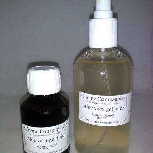 Aloe vera gel juice Eco 100 ml