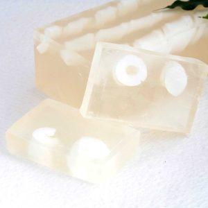 Hvid lilje og ginseng sæbe