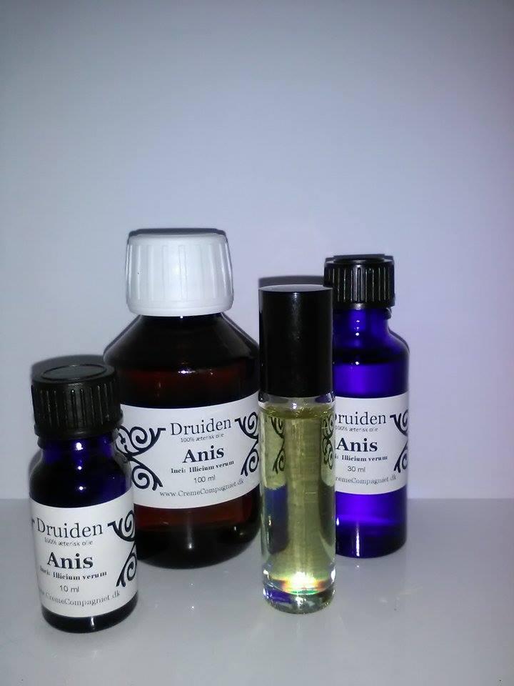 Anis æterisk olie