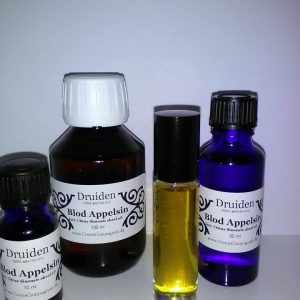 Blodappelsin æterisk olie