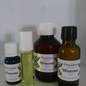 Mimose essentiel olie