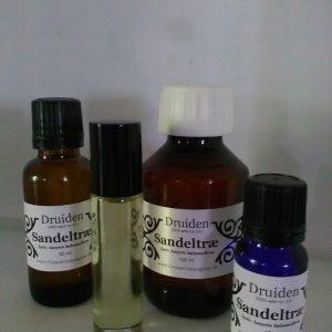 Sandeltræ æterisk olie