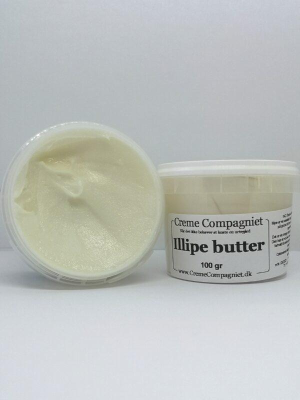 Illipe butter