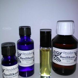 Basilikum æterisk olie