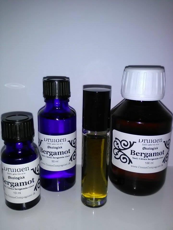 Bergamot Øko æterisk olie