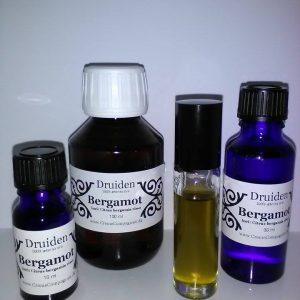 Bergamot æterisk olie