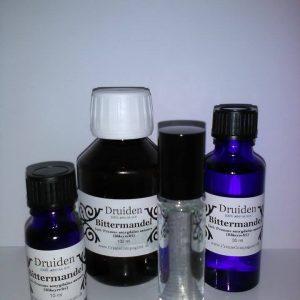Bittermandel olie æterisk
