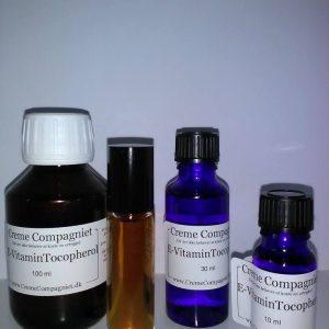 E-Vitamin Tochopherol