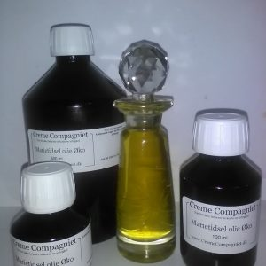 Marietidsel olie Økologisk