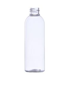 100 ml klar plastflaske
