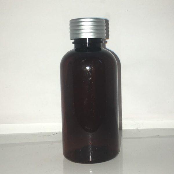 Brun 50 ml PET flaske