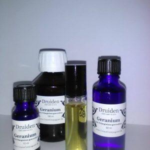 Geranium æterisk olie