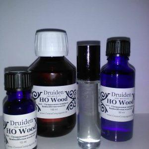 Ho wood æterisk olie