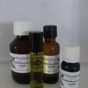Hyldeblomst og nælde essentiel olie