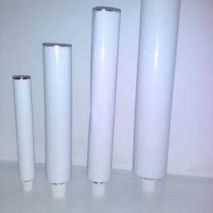 Tuber 4 størrelser 10 ml og 30 ml og 50 ml og 100 m