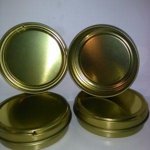 100 ml alu guld dåse