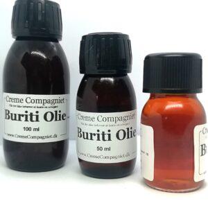 Buriti olie
