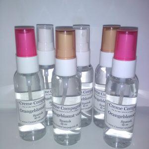Orangeblomst vand tester 50 ml