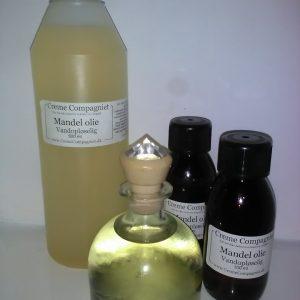 Mandelolie Vandopløselig