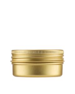 15 ml alukrukke i guld