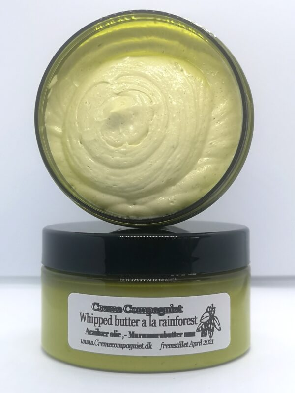 Whipped Rainforest butter