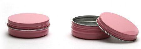 pink tin krukke 30 ml