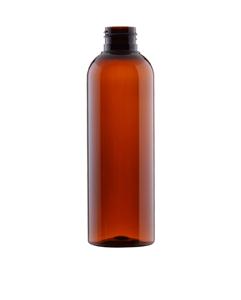 200 ml brun plastflaske 24/410