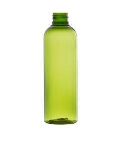 200 ml klar grøn plastflaske